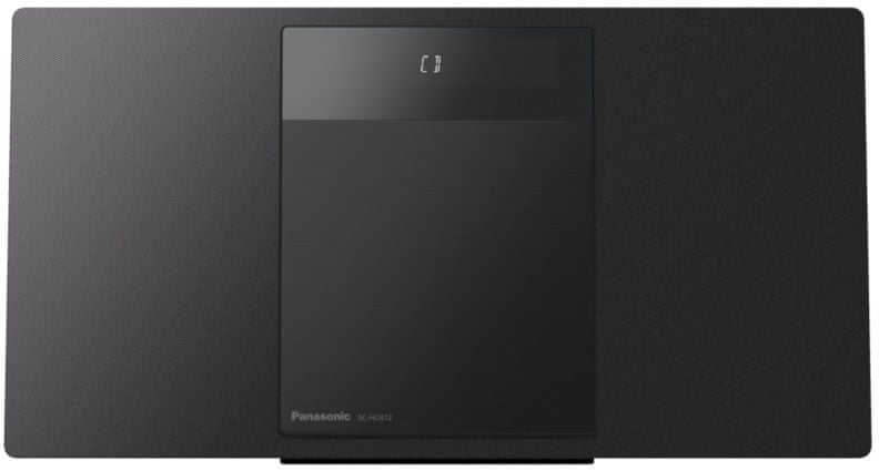 Panasonic SC-HC412EG, černá