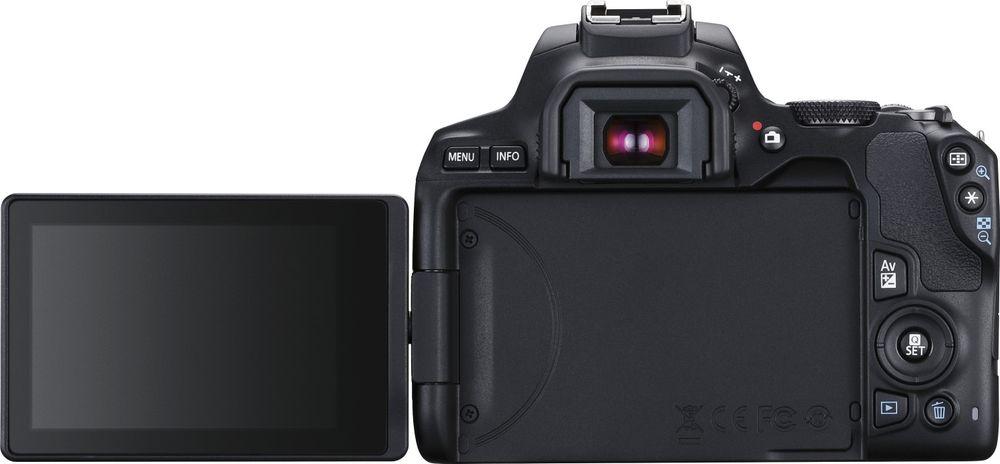 Canon EOS 250D + 18-55 EF-S DC III (3454C003)