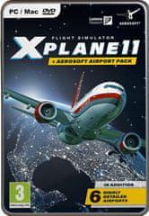 Aerosoft igra X-Plane 11 + Aerosoft Airport Collection (PC)