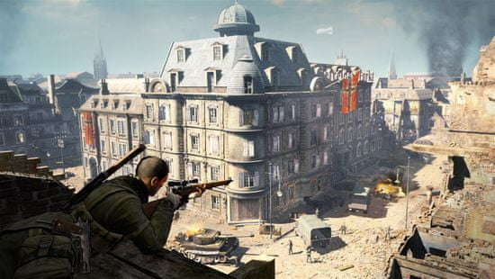 Sold Out igra Sniper Elite V2 Remastered (PS4)