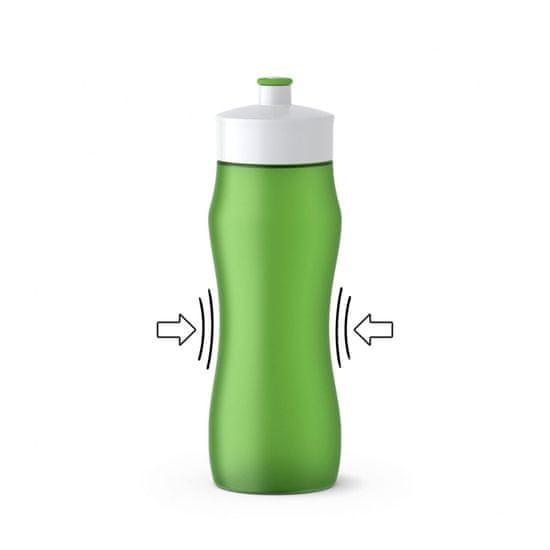 Tefal miękka butelka SQUEEZE 0,6 L zielona K3200412