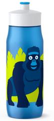 Tefal bidon SQUEEZE K3201312, moder z opico, 0,6 L
