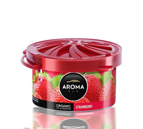 Aroma Car osvježivač zraka Organic Strawberry