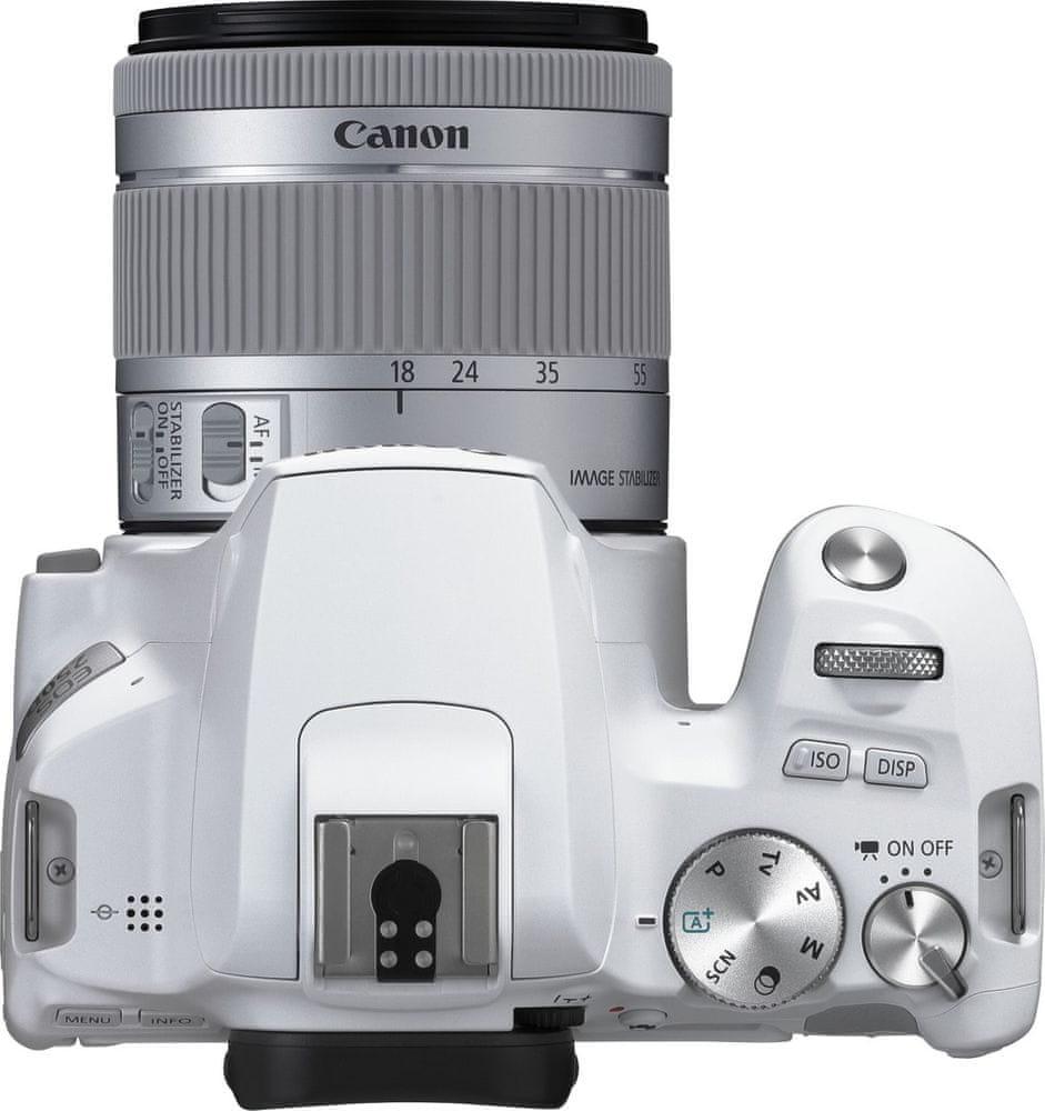 Canon EOS 250D + 18-55 EF-S IS STM White (3458C001)