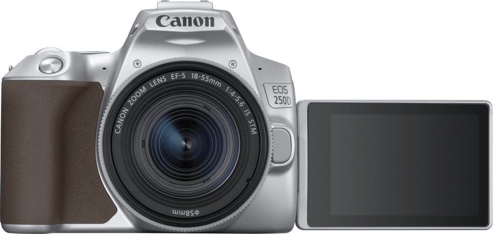 Canon EOS 250D + 18-55 EF-S IS STM Silver (3461C001)