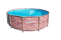 Marimex bazen Florida Cihla 10340243 366 x 99 cm, brez filtracije