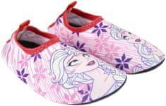 Disney dívčí boty do vody Frozen 23-24 růžová