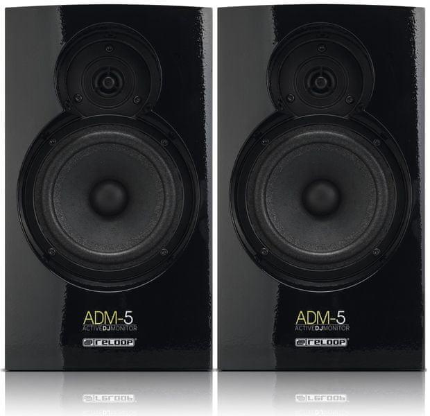 RELOOP ADM-5 mk2 Aktivní studiové monitory