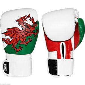 Blitz Dětské Boxerské rukavice BLITZ 8oz - Dragon