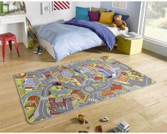 Hanse Home Detský kusový koberec Play 102379 90x200