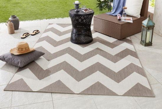 Hanse Home AKCE: 120x170 cm Kusový koberec Meadow 102737 beige/creme