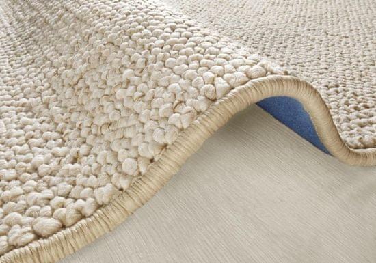 BT Carpet Ložnicová sada Wolly 102843 Creme (Rozměry koberců 2 kusy: 67x140 + 1 kus: 67x250)