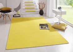 Hanse Home Kusový koberec Fancy 103002 Gelb - žlutý 80x150