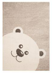 Zala Living AKCE: 120x170 cm Dětský kusový koberec Vini 103033 Teddy Bear Toby 120x170 cm 120x170