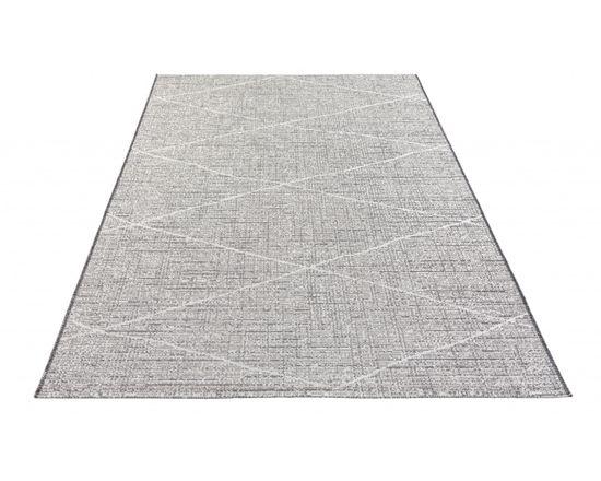 Elle Decor AKCE: 115x170 cm Kusový koberec Curious 103704 Cream Anthracite z kolekce Elle