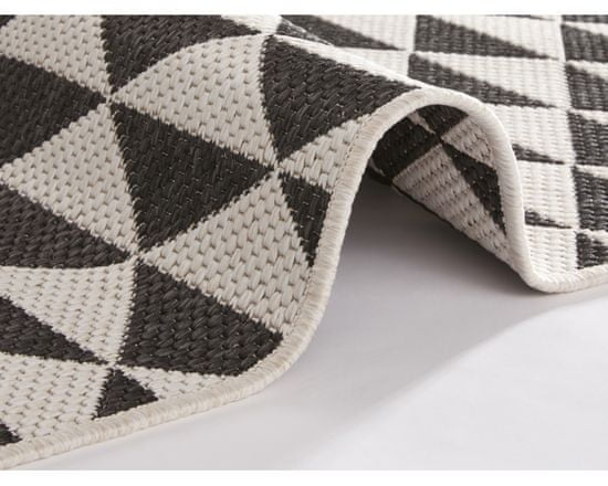 Bougari Kusový koberec Twin Supreme 103767 Black/Cream