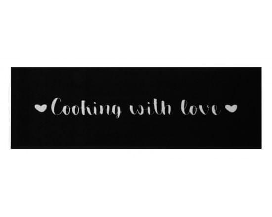 Zala Living Běhoun Cook & Clean 103813 Black