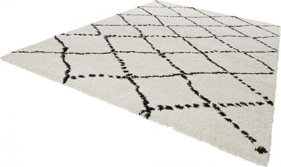 Mint Rugs Kusový koberec Allure 102753 creme schwarz
