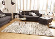 Mint Rugs Kusový koberec Nomadic 102694 Creme Grau Meliert 160x230