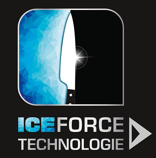 Tefal ICE FORCE dřevěný blok na nože + 5 nožů K232S574