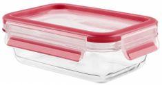 Tefal steklena posoda MASTER SEAL GLASS K3010212, kvadratna, 0,5 l