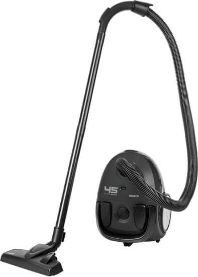 SENCOR sesalnik na vrečke SVC 45BK-EUE3