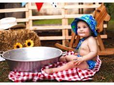 iPlay otroški klobuk z UV zaščito TURTLE