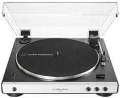 Audio-Technica AT-LP60xBT, černá/bílá