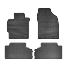 MAMMOOTH Koberce gumové, Toyota Auris a Corolla (liftback, sedan) od 10.2006, sada 4 ks, černé