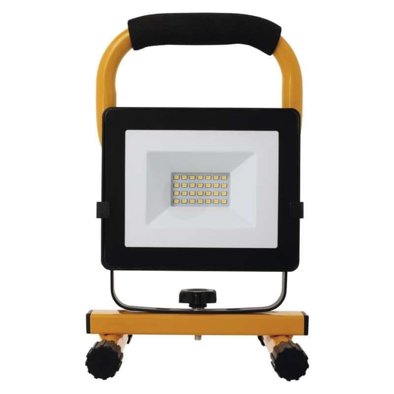 EMOS Lighting LED reflektor přenosný, 30W neutrální bílá