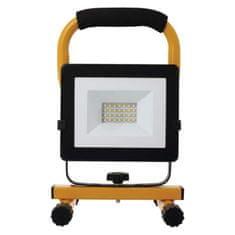 Emos LED reflektor přenosný, 30 W neutrální bílá