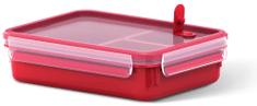 Tefal posoda za shranjevanje Master seal micro z notranjimi predelki 1,2 l K3102512