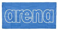 ARENA Gym Smart Towel Royal-White
