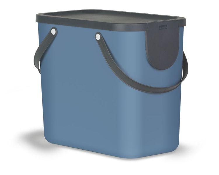Rotho Koš na třídění odpadu tmavě modrý