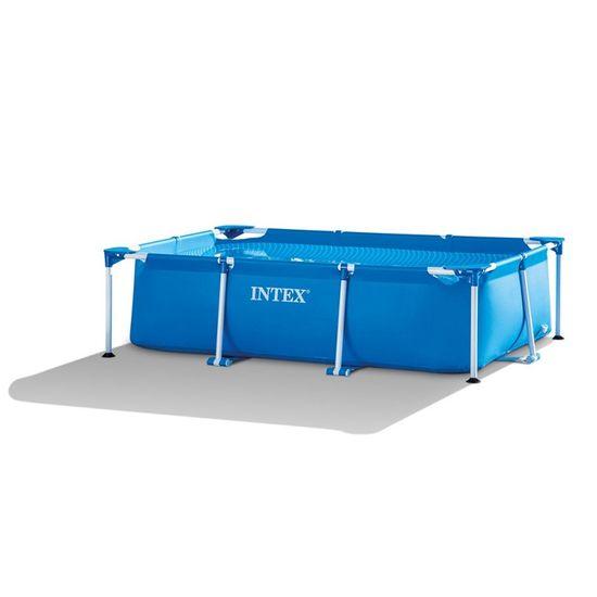 Intex bazen Metal Frame, 260 x 160 x 65 cm, brez filtracije (28271NP)