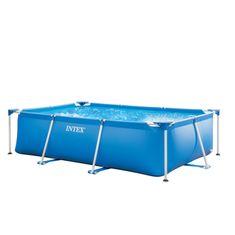 Intex Bazén Metal Frame 300 × 200 × 75 cm s konstrukcí - obdélník (W148272)