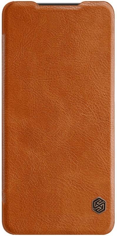 Nillkin Qin Book Pouzdro pro Xiaomi Mi 9 2444425, hnědá