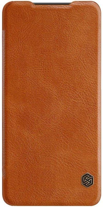 Nillkin Qin Book Pouzdro pro Sony Xperia 10 Plus 2444428, hnědá