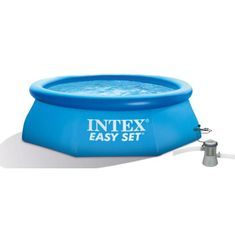 Intex Easy Set 366 × 76 cm, kartušová filtrácia (28132NP)