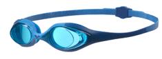 ARENA otroška plavalna očala Spider Jr, Blue-Lightblue-Blue, modra