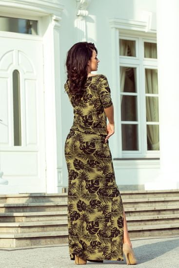 Numoco Női ruha 220-2 + Nőin zokni Gatta Calzino Strech