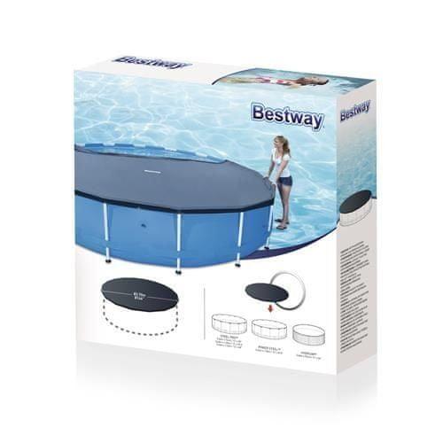 Bestway pokrivalo za bazen 366 cm 58037