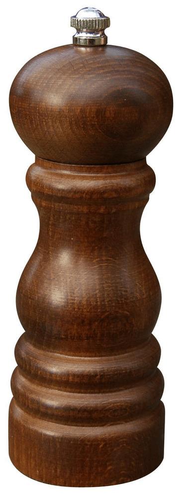 Lodos Mlýnek na pepř BOB TOWER 15cm tmavý