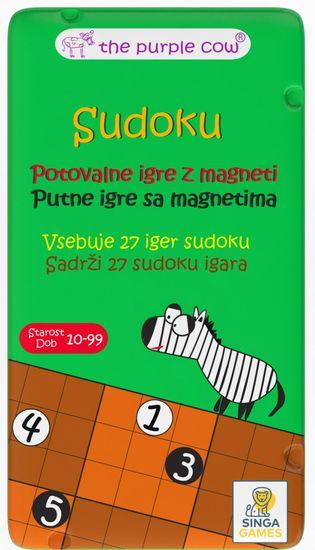 The Purple Cow društvena igra sudoku