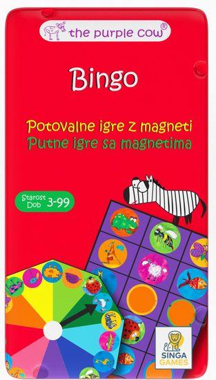 The Purple Cow društvena igra Bingo