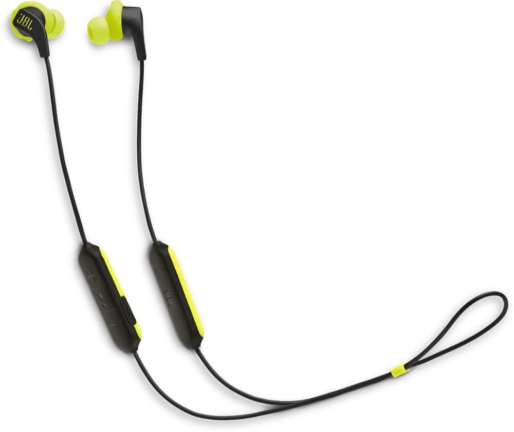 JBL Endurance Run BT, černá/zelená