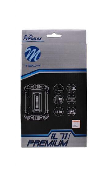 M-Tech LED reflektor + power bank