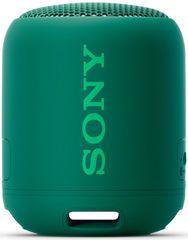 Sony SRS-XB12 přenosný reproduktor, tmavě zelená
