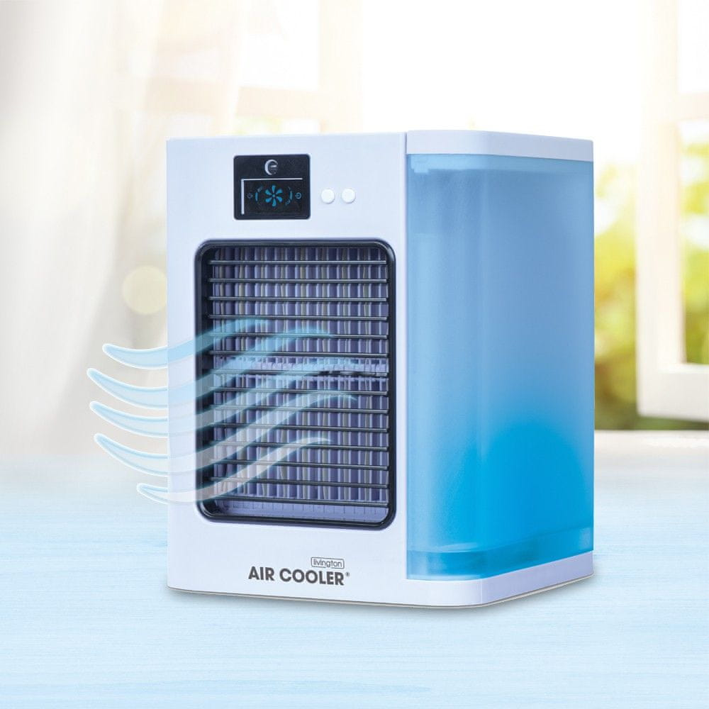 Mediashop Livington Air Cooler Deluxe