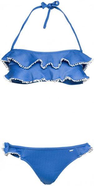 Pepe Jeans dámské plavky Holmes XL modrá